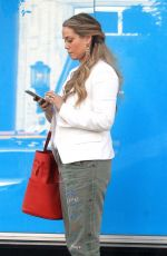 ELIZABETH BERKLEY Out and About in Beverly Hills 12/22/2017