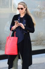 ELIZABETH BERKLEY Out and About in Los Angeles 12/19/2017