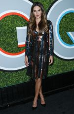 ELIZABETH CHAMBERS at GQ Men of the Year Awards 2017 in Los Angeles 12/07/2017