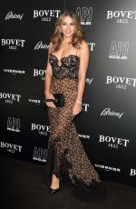 ELIZABETH HURLEY at Brilliant is Beautiful VIP Gala Fundraiser in London 12/01/2017
