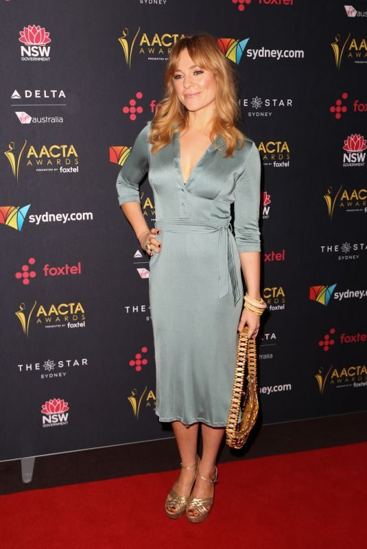 ELLA SCOTT LYNCH at Australian Academy Cinema Television Arts Awards Luncheon in Sydney 12/04/2017