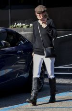 ELLEN POMPEO Out and About in Los Angeles 12/18/2017