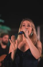 ELLIE GOULDING at The Ball of Eden in Miami 12/07/2017