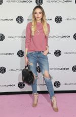 EM FORD at Beautycon Festival 2017 in London 12/02/2017