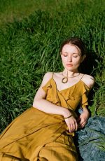EMILY BROWNING for Crescioni 2017 Collection