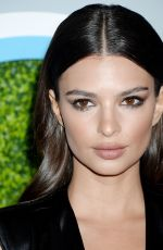 EMILY RATAJKOWSKI at GQ Men of the Year Awards 2017 in Los Angeles 12/07/2017
