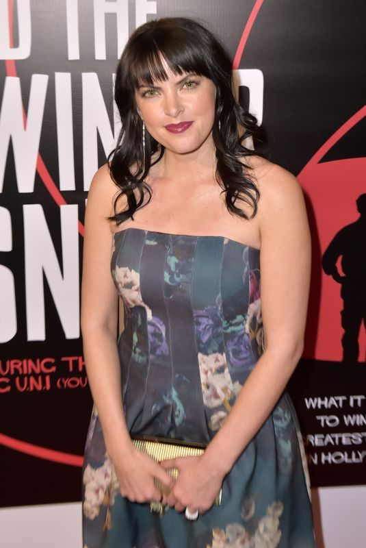 EMILY SANDIFER at And the Winner Isn't Premiere in Beverly Hills 12/08/2017