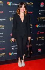 EMMA LUNG at Australian Academy Cinema Television Arts Awards Luncheon in Sydney 12/04/2017