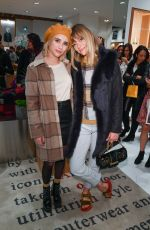 EMMA ROBERTS at Woolrich Yorkdale Opening in Toronto 12/07/2017