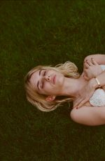 EMMA ROBERTS by Nick Walker Photoshoot, 2017