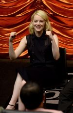 EMMA STONE at The Battle of the Sexes Bafta Screening in London 12/07/2017
