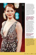 EMMA STONE in Cleo Magazine, Singapore January 2018