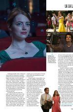 EMMA STONE in Total Film Magazine, Annual 2018