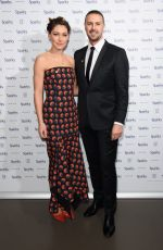 EMMA WILLIS at Sparks Winter Ball in London 12/06/2017