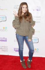EMMY PERRY at Project Hollywood Helpers Event in Los Angeles 12/09/2017