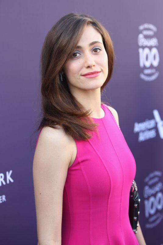 EMMY ROSSUM at Hollywood Reporter's 2017 Women in ...