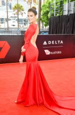 ERIN HOLLAND at 2017 AACTA Awards in Sydney 12/06/2017