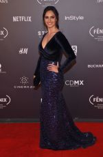 FERNANDA URREJOLA at Fenix Film Awards in Mexico City 12/06/2017