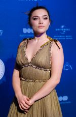 FLORENCE PUGH at British Independent Film Awards in London 12/10/2017
