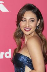 FRANCIA RAISA at 2017 Billboard Women in Music Awards in Los Angeles 11/30/2017