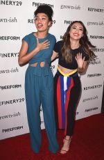 FRANCIA RAISA at Grown-ish Premiere in Los Angeles 12/12/2017