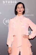 GABY DE LA GARZA at Fenix Film Awards in Mexico City 12/06/2017