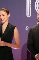 GAL GADOT at Hollywood Reporter's 2017 Women in Entertainment Breakfast in Los Angeles 12/06/2017