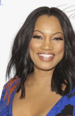 GARCELLE BEAUVAIS at Ebony Power 100 Gala in Beverly HIlls 12/01/2017