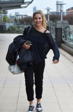 GEMMA ATKINSON Out and About in Manchester 12/05/2017