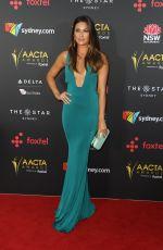 GEMMA FORSYTHE at 2017 AACTA Awards in Sydney 12/06/2017