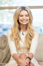 GEORGIA TOFFOLO at This Morning Show in London 12/14/2017