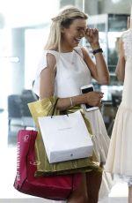 GEORGIA TOFFOLO Shopping at Marina Mirage 12/12/2017