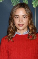 GEORGIE FLORES at Brooks Brothers Holiday Celebration with St Jude Children's Research Hospital in Beverly Hills 12/02/2017