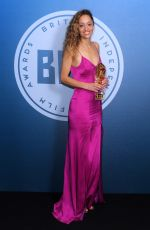 GLORIA HUWILER at British Independent Film Awards in London 12/10/2017