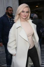 GRACE CHATTO Leaves BBC Radio 2 in London 12/01/2017