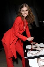 GRACE ELIZABETH at CR Fashion Book Celebrates Launch of CR Girls 2018 in New York 12/12/2017
