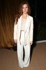 GRACE GUMMER at Amazon Studios Holiday Party in Los Angeles 12/09/2017