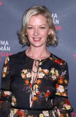 GRETCHEN MOL at The Parisian Woman Opening Night in New York 11/30/2017