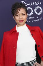 GUGU MBATHA RAW at Hollywood Reporter's 2017 Women in Entertainment Breakfast in Los Angeles 12/06/2017