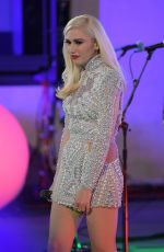 GWEN STEFANI at The One Show in London 12/01/2017