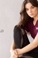 HAILEE STEINFELD for Mission Activewear, Collection Fall 2017