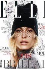 HAILEY BALDWIN in Elle Magazine, Spain January 2018