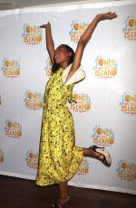 HAILEY KILGORE at Once on This Island Broadway Openingh Night in New York 12/03/2017