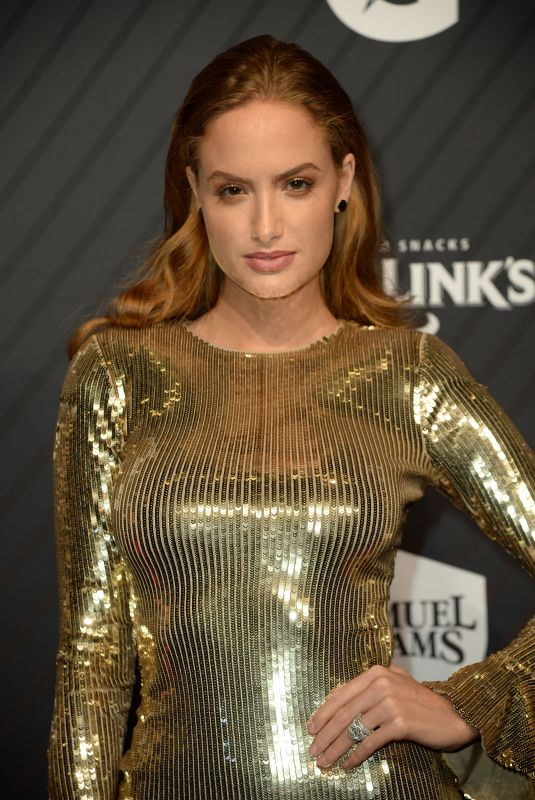 HALEY KALIL at Sports Illustrated Sportsperson of the Year 2017 Awards in New York 12/05/2017