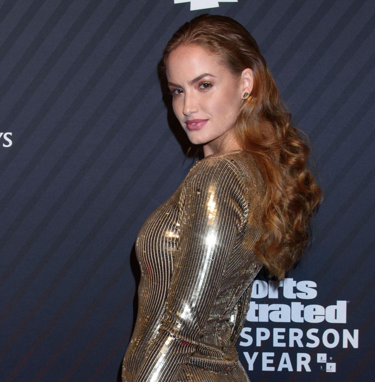 HALEY KALIL At Sports Illustrated Sportsperson Of The Year
