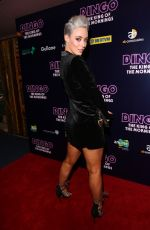 HATTY KEANE at Bingo the King of the Morning Premiere at Curzon Mayfair in London 12/13/2017