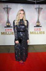 HELEN FLANAGAN at The Sun Military Awards in London 12/13/2017