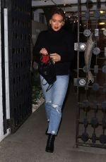 HILARY DUFF Leaves Balayage Hair Salon in Beverly Hills 12/11/2017