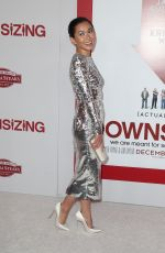 HONG CHAU at Downsizing Premiere in Los Angeles 12/18/2017
