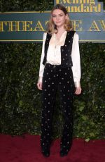 IMMY WATERHOUSE at London Evening Standard Theatre Awards in London 12/03/2017